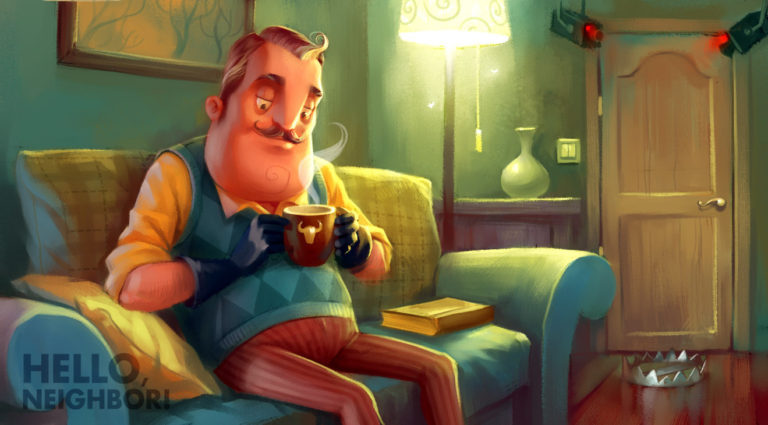 Game Hello Neighbor Alpha 1 Play Online For Free