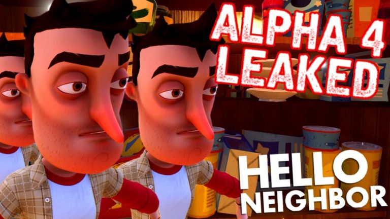 Game Hello Neighbor Alpha Play Online For Free - Minecraft hello neighbor spielen